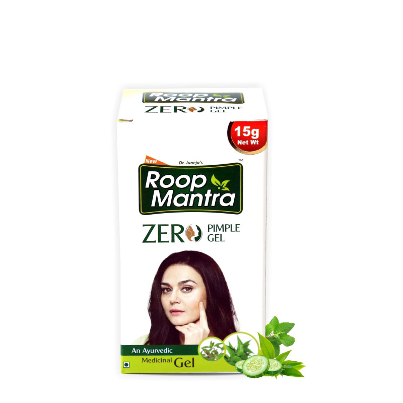 Roopmantra-ayurvedic-Zero-Pimple-Gel-for-Skin-Care